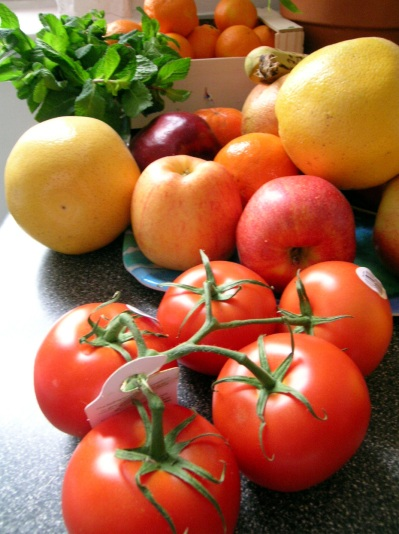 Yum! Vegetables